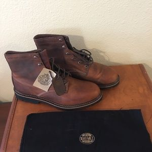 NWT Wolverine 1000 Mile DUVALL Boot